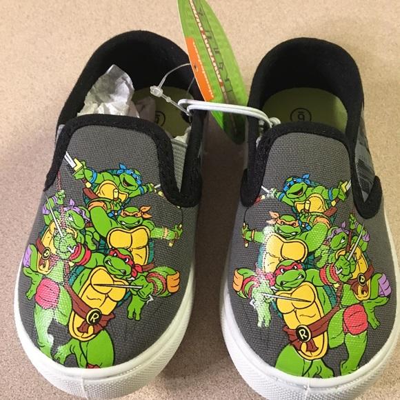 10 Teenage Mutant Ninja Turtles Toddler